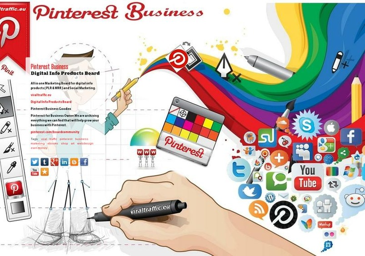 Pinterest Business' page on about.me – http://about.me/pinterestbusiness