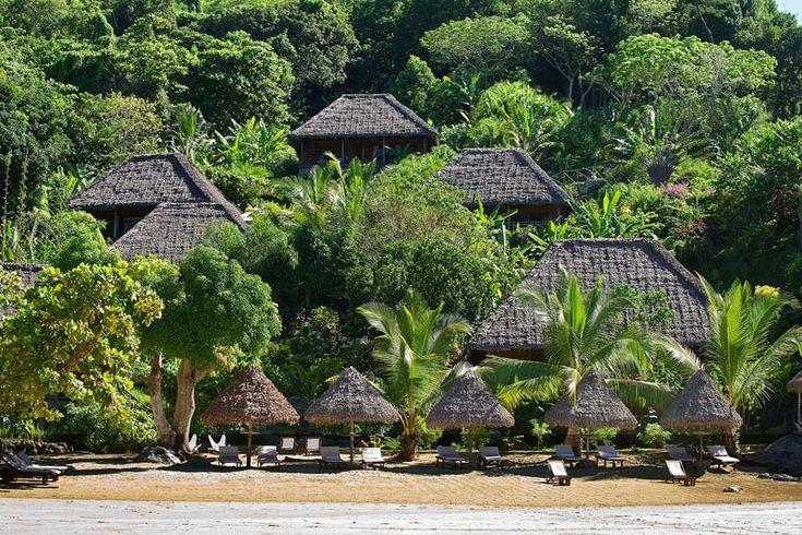 Hotel serti d'une Nature Luxuriante Préservée. G.Planchenault