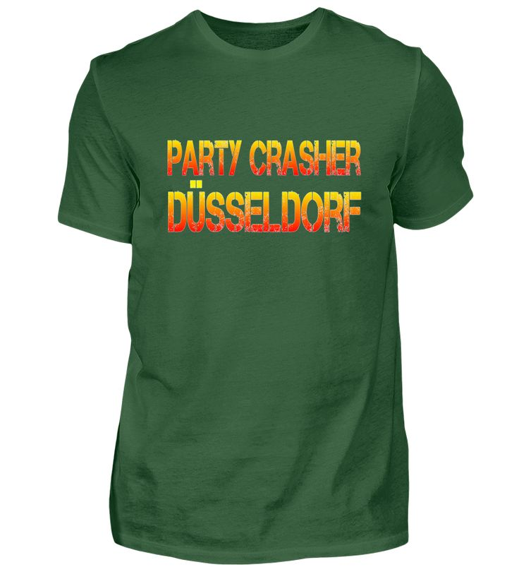 Party Crasher Düsseldorf T-Shirt