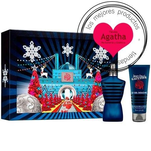 Cofre regalo del perfume masculino Jean Paul Gaultier Ultra Male Eau de Toilette Spray 125 ml