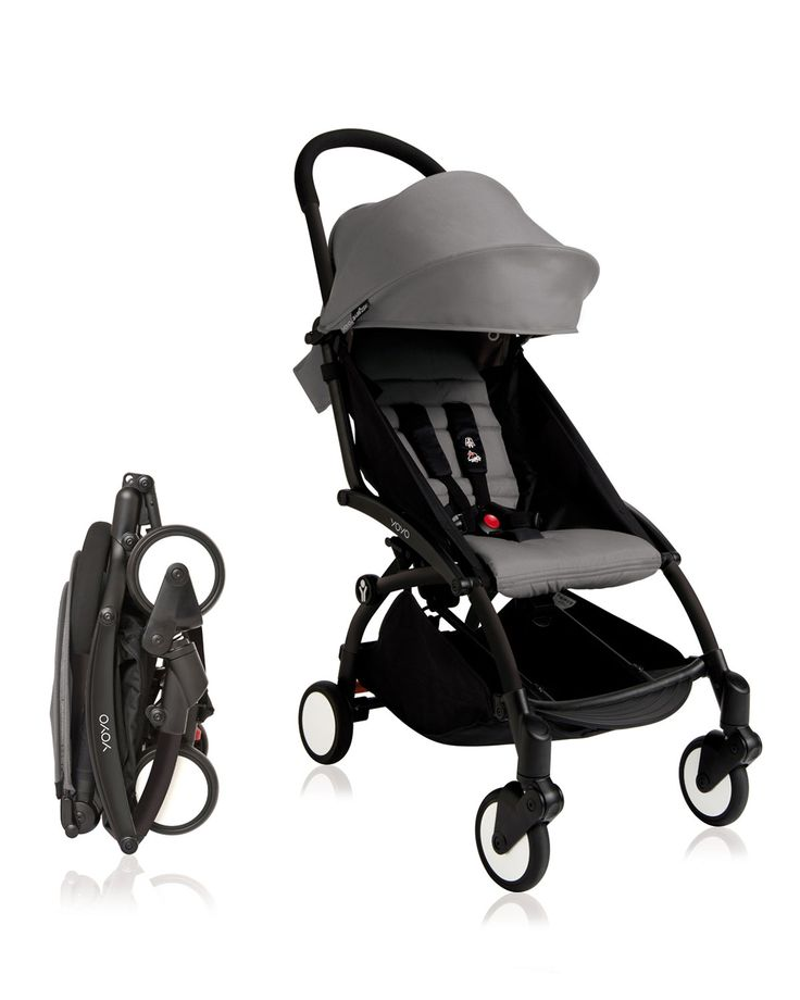 Babyzen Yoyo Stroller - our everyday stroller, excellent for travel.  Only weighs 12 pounds.  More comfortable for baby than an umbrella stroller, has storage below and reclines.  Buy the Babyzen clip on cup holder.