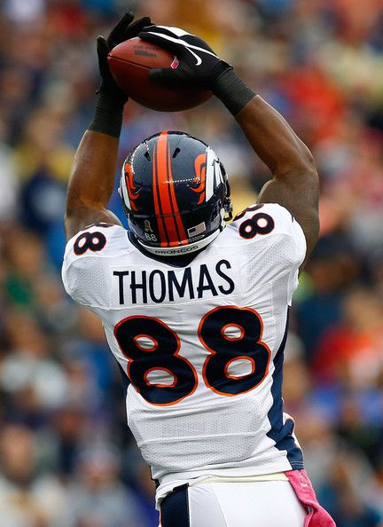 All night Long ...Bury the Pats....Demaryius Thomas Denver Broncos | Demaryius Thomas - Denver Broncos v New England Patriots