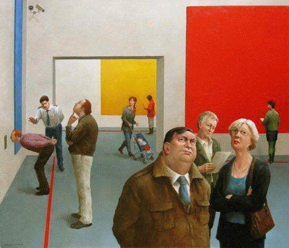 Marius van Dokkum - Exhibition 1996