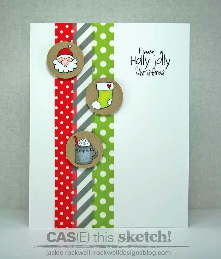 With butterfly buttons and coordinating paper!