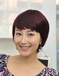 Simple modern cut short hair styles] [  Dew air  NABIBUIN stylish hairstyle  66,000 won