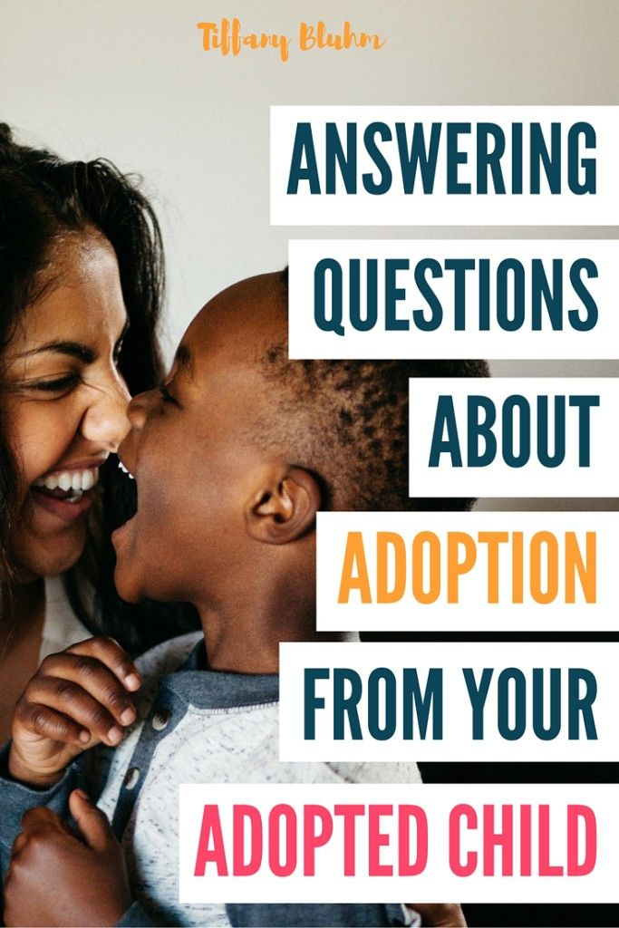 Your adopted child will have many questions throughout his or her life surrounding their adoption, their biological family, your views on adoption, and abandonment issues to work through. Answering your child with love and grace as they pepper you with questions about their adoption will create a pathway of communication and vulnerability. Click through to read how I've answered my son's questions about adoption.