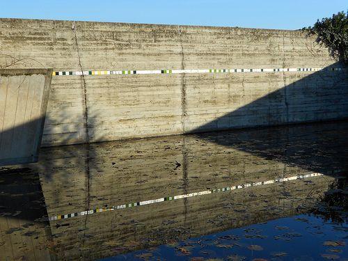 muro di recinzione - tomba Brion - Carlo Scarpa
