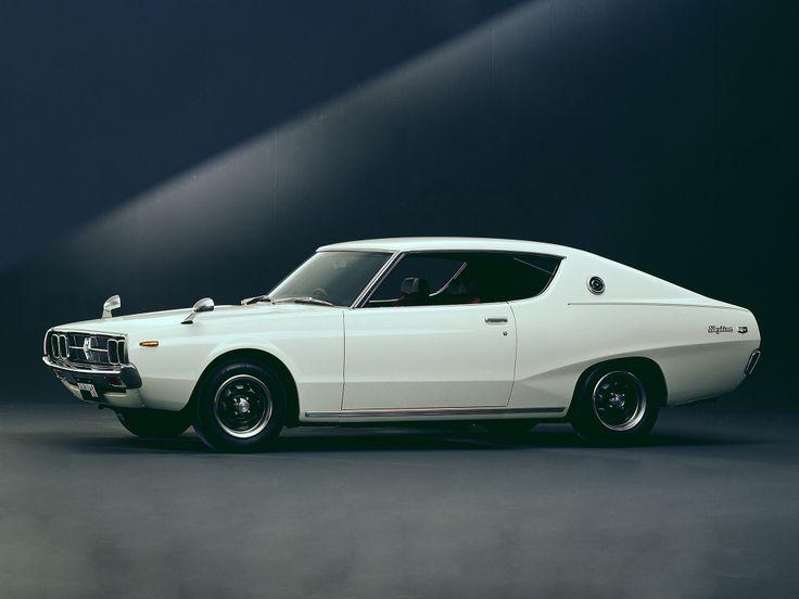 1975 77 Skyline 2000gtx E Coupe Nissan Gt R Skyline