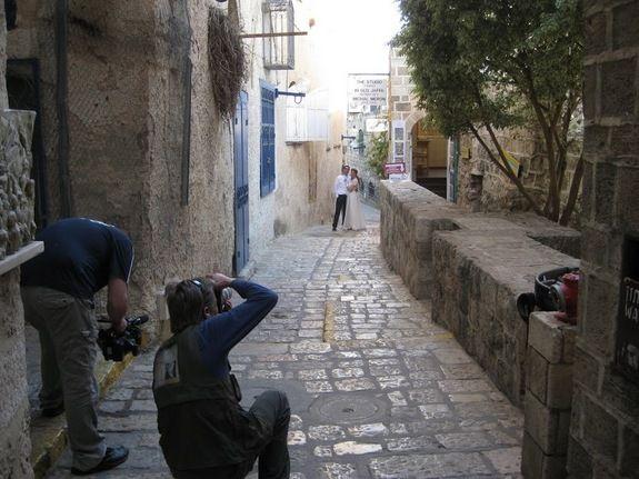 Ancient winding streets of Old Jaffa, Israel Photos   Visiting Ancient Israel   LiveScience