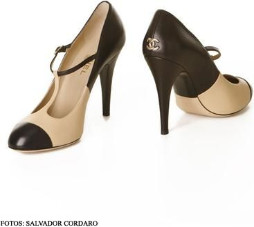 vintage channel fasgions | Chanel - Shoes - sapato vintage (18626) - Fashion.me