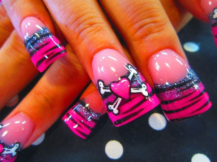 101 best Nail Art & Make-up Fun images on Pinterest | Hair dos ...