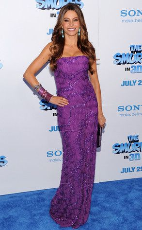 Purple Palooza: Sofia Vergara's Best Looks