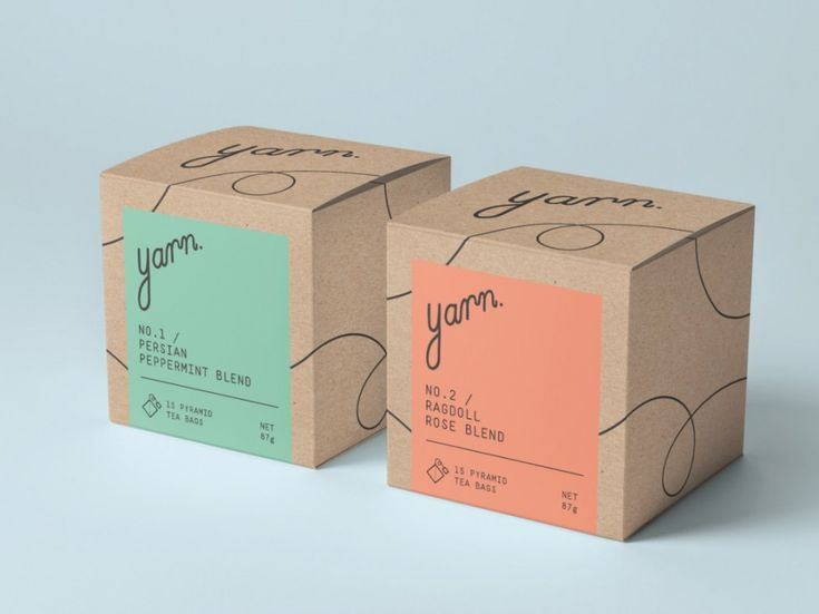20 Packaging Designs by Shillington Students We Wish Were Real