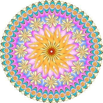 Mandala Und Heilige Geometrie  Allmystery