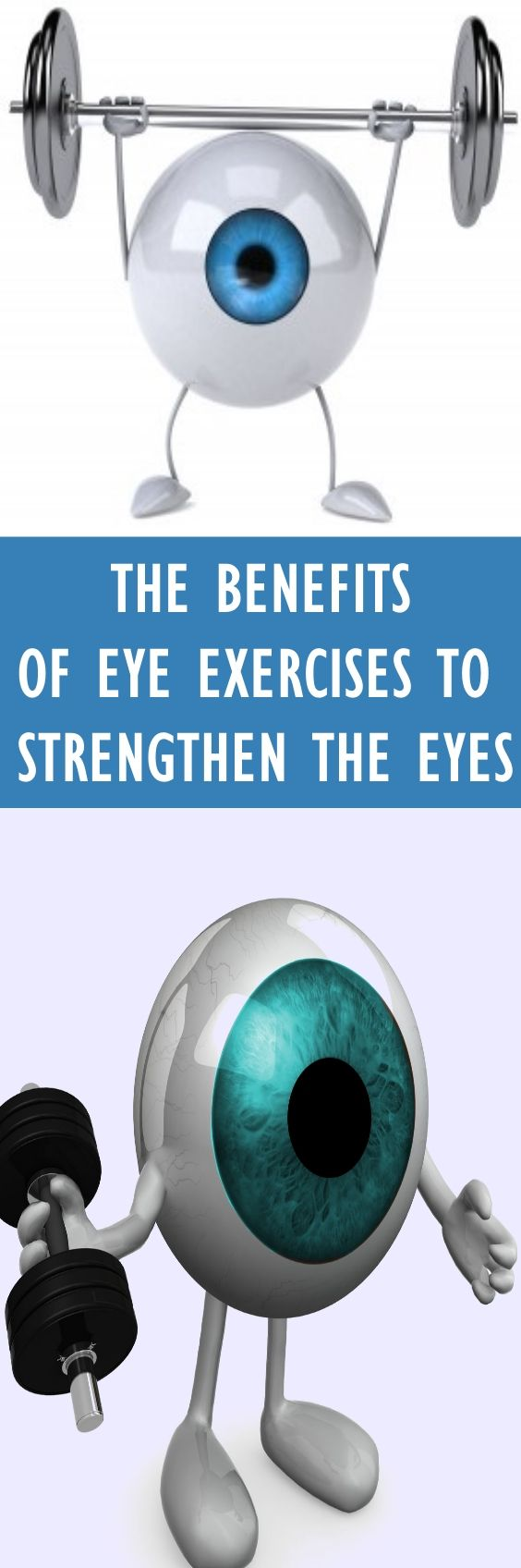 The Benefits of Eye Exercises to Strengthen the Eyes
