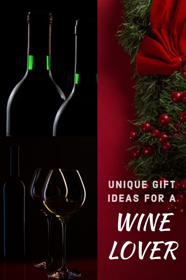 15 Unique Gift Ideas For A Wine Lover Gifts For Wine Drinkers Italian Wine Wine