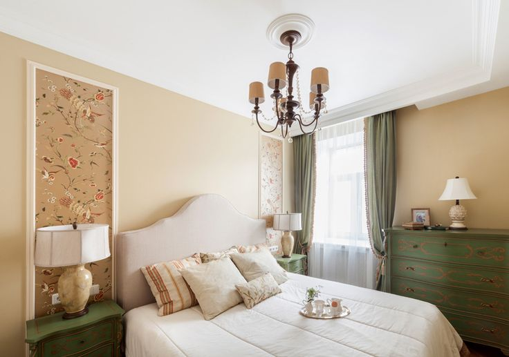 Спальня в стиле Кантри - InMyRoom.ru
