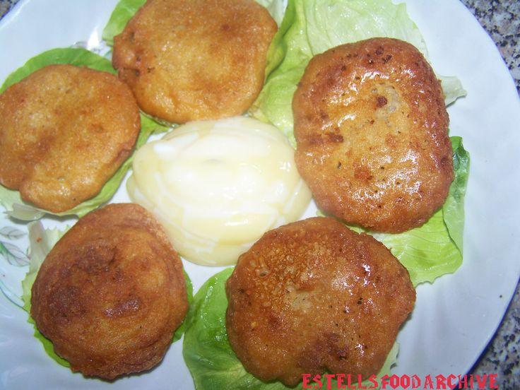 African Bean cake- Akara