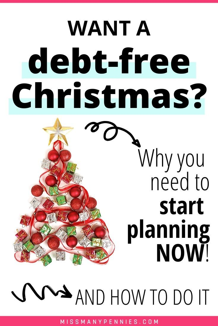 How To Have A Debt Free Christmas Cover The Cost In Advance In 2020 Christmas Money Family Money Saving Holiday Money