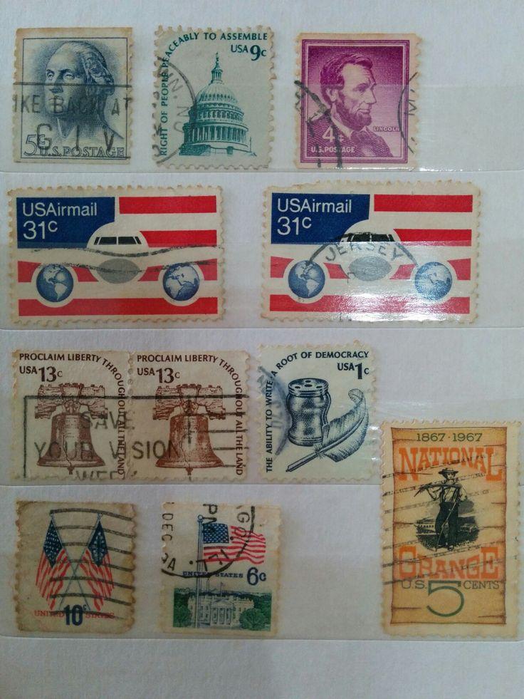 U.S.postage