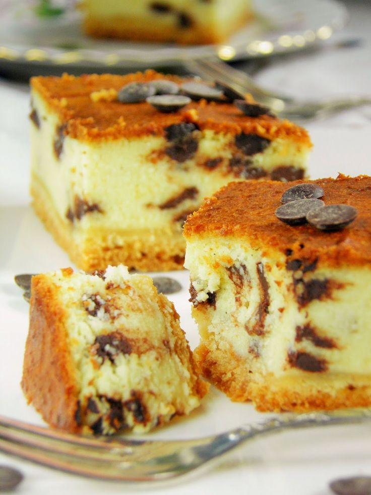 Sio-smutki: Sernik z czekoladą