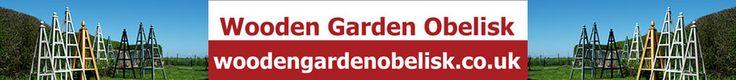 Wooden Garden Obelisk Ideas