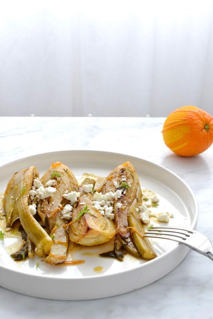La Cuisine c'est simple: Simple comme du fenouil braisé à l'orange