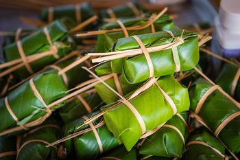 Banana leaf serves many purposes in Asian cooking. Find out how to buy banana leaf, how to cook with it, and how to store banana leaf for later use.