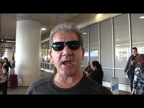 UFC's Bruce Buffer -- Hollywood Distracted Ronda - YouTube