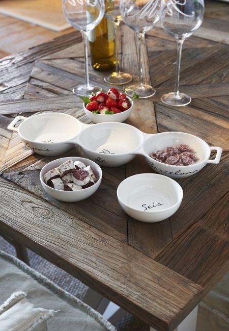 €39,95 Andalusian Serving Set #living #interior #rivieramaison