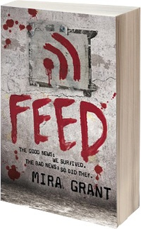 Another great zombie book! Set 20 years after the zombie outbreak. Following a group of bloggers as they cover the latest election for president. Written brilliantly, one of those ones you cant put down.
