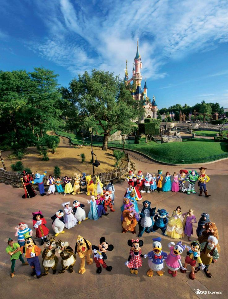 25th anniversary of Disneyland Paris DLP