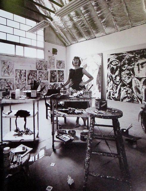 Art Inspiration. #abstract #art #leekrasner