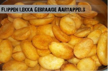 Flippen Lekka™ Spice - Flippen Lekka Gebraaide Aartappels