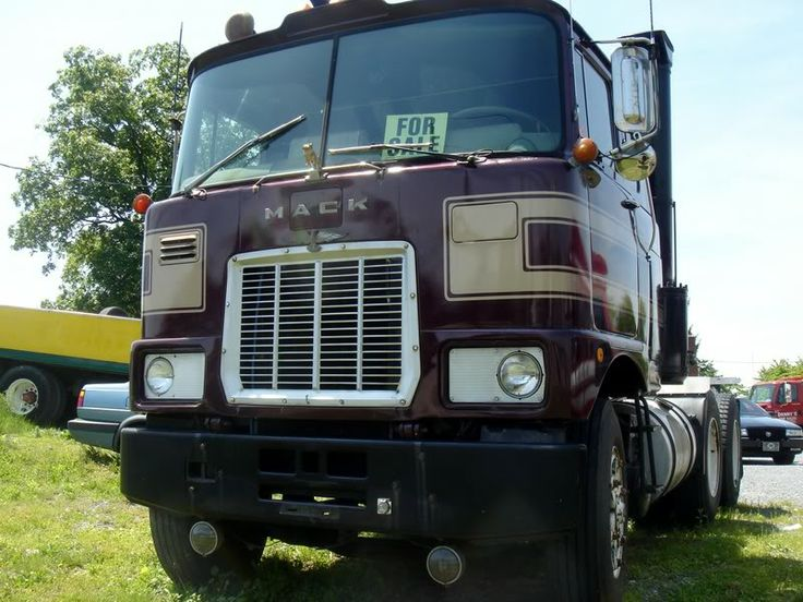 Cabover Trucks For Sale In Pa Mack Coe Cabovers Pinterest