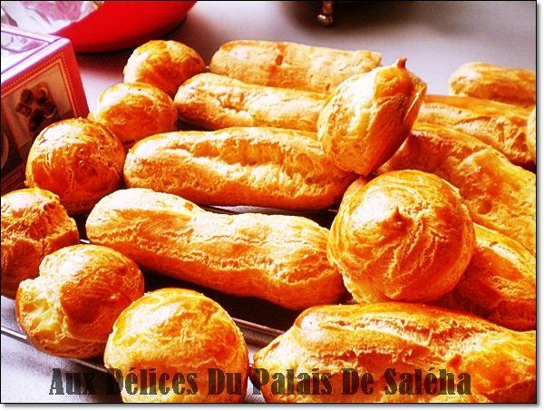 Recette Pâte à choux inratable pour éclairs choux et chouquettes ; Salam allaicom, bonjour je vous mets la recette de la vraie pâte à choux parfaite du premier coup qui encourage à se lancer.La pâte à...