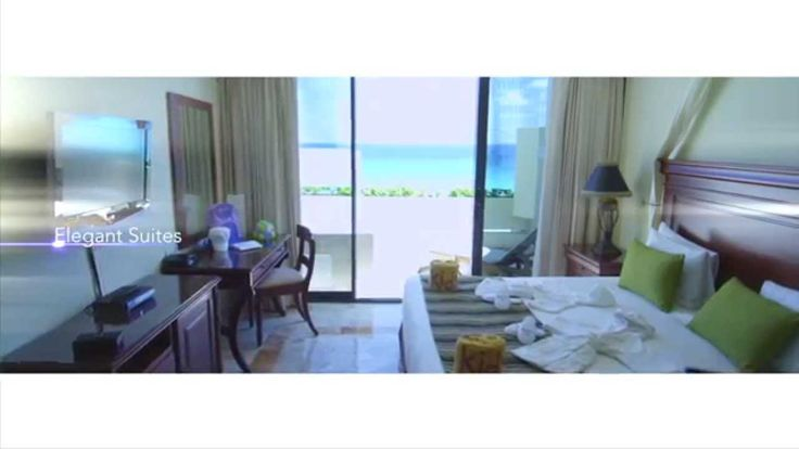 Paradisus Cancun Resort Official Video