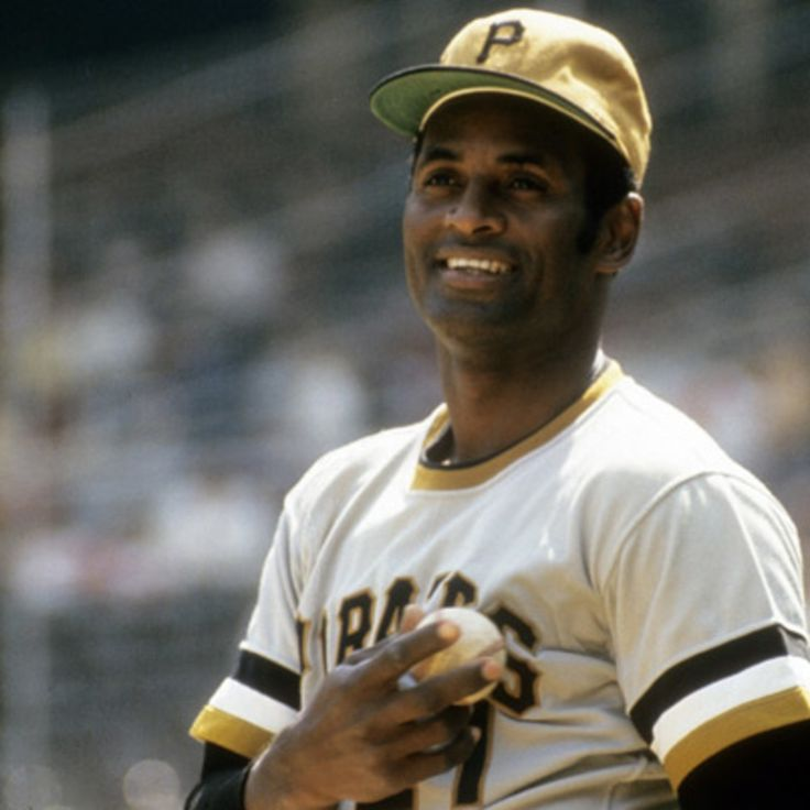 Roberto Enrique Clemente Walker was a Puerto Rican professional baseball right fielder who played 18 seasons in Major League Baseball for the Pittsburgh Pirates. On December 31, 1972, he died in a plane crash while en route to deliver aid to earthquake victims in Nicaragua. He was 38 years old.Baseball Hall of Famer Roberto Clemente became the first Latin American player to collect 3,000 career hits.