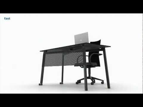 Sellex Fast Folding table / Mesa plegable