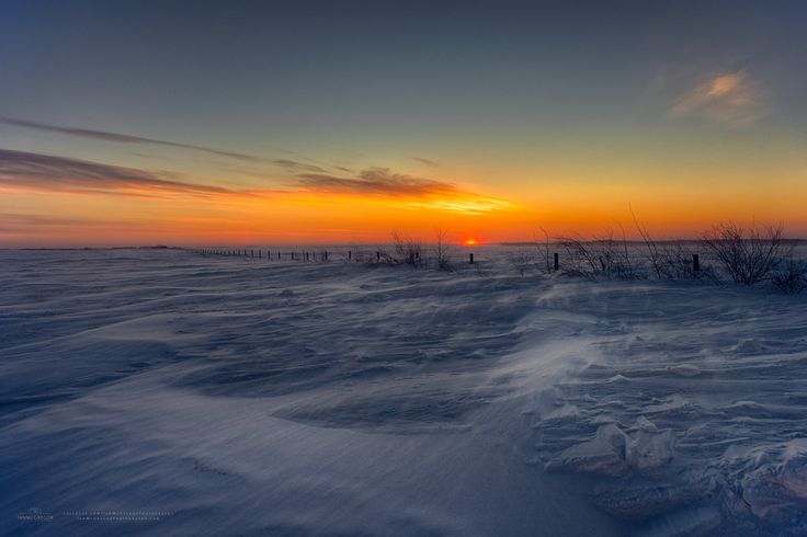 Photograph Drifting Winter by Ian McGregor on 500px