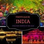 Festivals in India for every month of the year in a different state. #leh #sikkim #nagaland #orissa #punjab #rajasthan #gujarat #goa #kerala #uttarpradesh