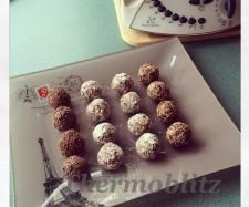 Recipe Zooper Truffles by Thermoblitz - Recipe of category Desserts & sweets