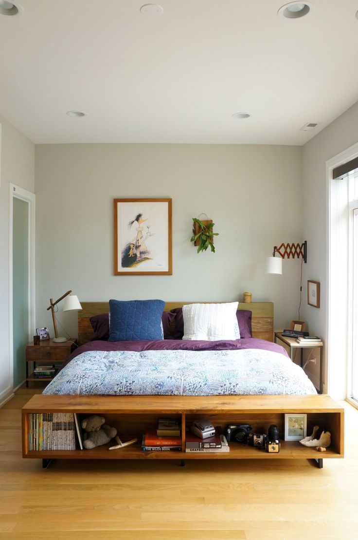 49 best bedroom design images on pinterest bedrooms ad for Bedroom design apartment therapy