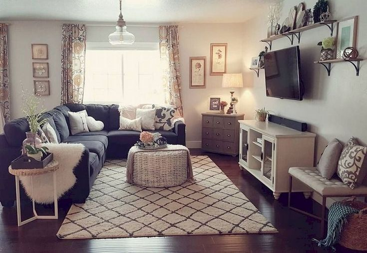 82 Cozy Little Apartment Living Room Decorating Ideas On A Budget