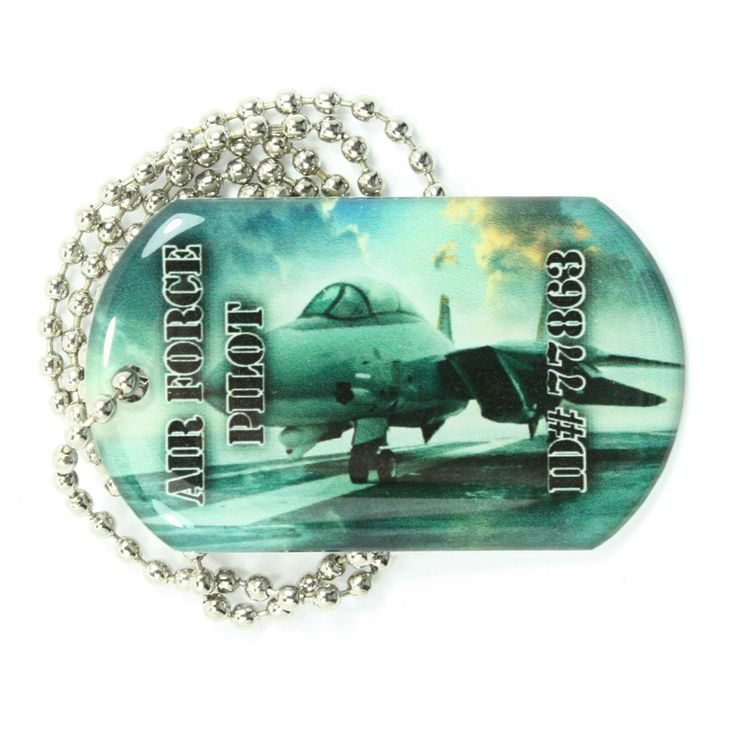 Dog Tags - Free Custom Shapes and Designs!