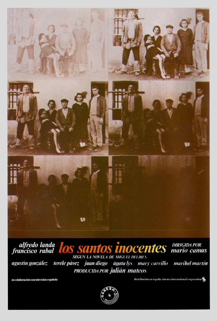 1984 - Los Santos Inocentes - tt0088040