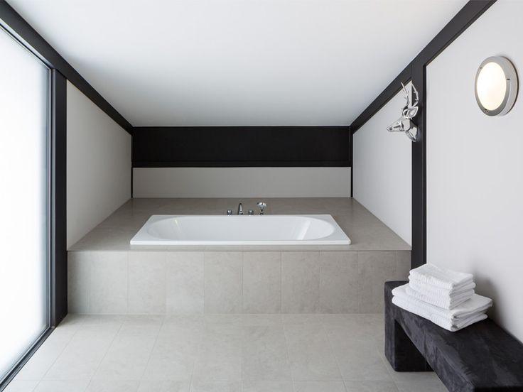 Badezimmer vorschläge ~ Die besten schwarzen fliesen badezimmer ideen auf