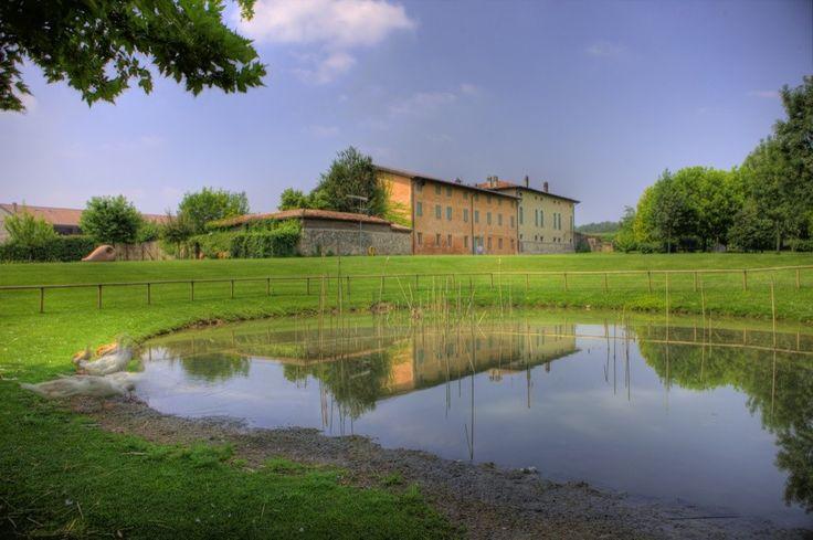Luxus-Relais Corte Guastalla mit Garten Gardasee