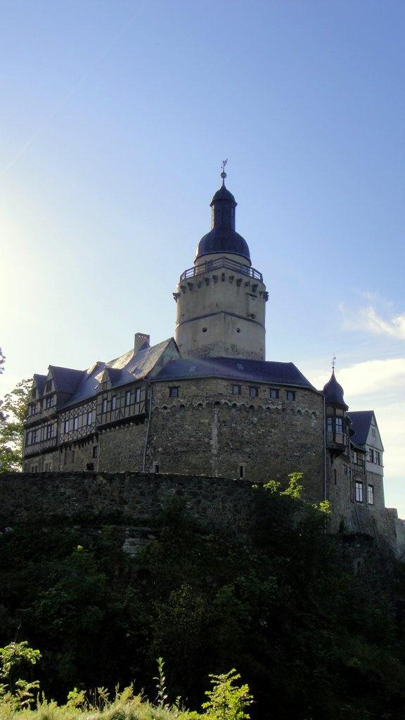 Burg Falkenstein (Harz), Falkenstein - Germany