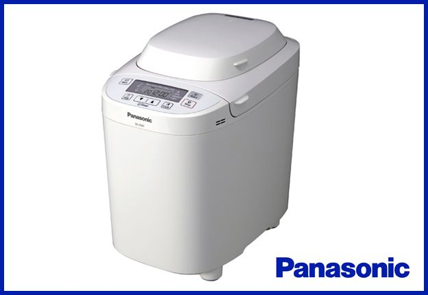 Win 1 of 2 Panasonic SD-2501 Bread Makers worth $249 each - ENJOY FRESHLY BAKED BREAD EVERY DAY WITH THE PANASONIC BREAD MAKER - closes 29 August 2013